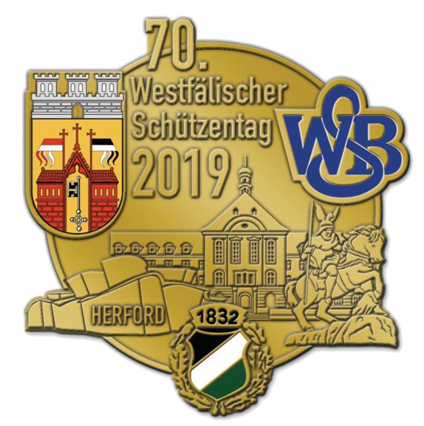 Westfälischer Schützentag Herford 2019